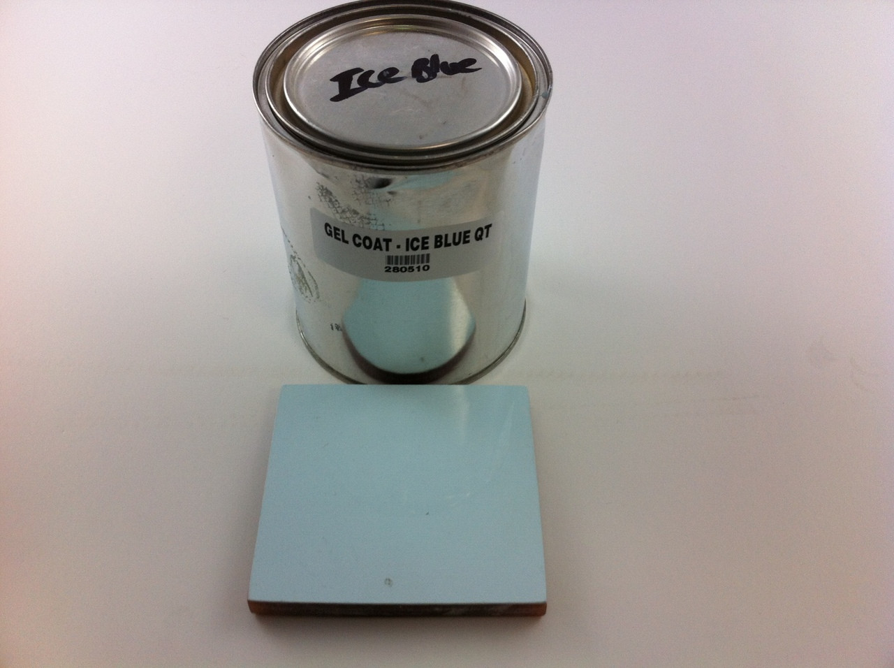 Parker Gel Coat Ice Blue With Wax Quart Cecil Marine Fuel Filter Image 1