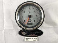 "GAUGE 5"" 6000 RPM WITH HOUR METER - THC700"