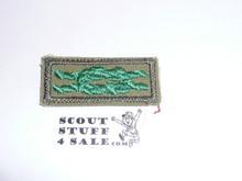 Scouter's Training Award Knot on Khaki, 1946-1983