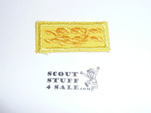 Webelos Den Leader Award Knot, 1988-2012, Discontinued