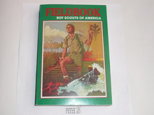1984 Boy Scout Field Book, Third Edition, First Printing, MINT condition 18237
