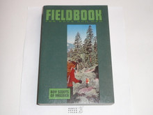1967 Boy Scout Field Book, Second Edition, First Printing, MINT condition