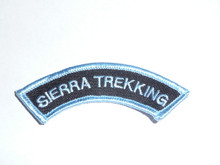 Camp Whitsett Sierra Expeditions Trekking Arc Patch - Scout