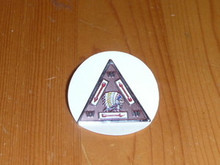 Old OA National Logo Vigil Pin - Scout