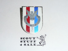 National Eagle Scout Association Shield Pin