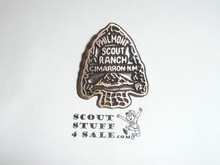 Philmont Scout Ranch, Copper Color Arrowhead Pin