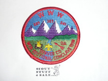 Section / Area W5B Order of the Arrow Conference Patch, 1998