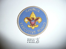 Council Executive Board Patch (CEB1), 1973-?