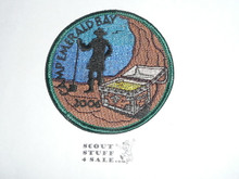 2006 Camp Emerald Bay STAFF Patch