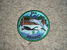Camp Emerald Bay AQUARIST Patch