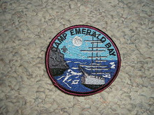 2005 Camp Emerald Bay Patch - No Year