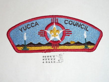Yucca Council s6 CSP - Scout     #azcb