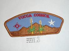 Yucca Council t2 CSP - Scout     #azcb