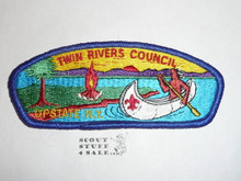 Twin Rivers Council s1 CSP - Scout     #azcb