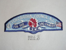 Tuscarora Council s4 CSP - Scout     #azcb