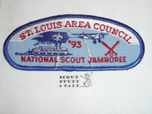 1993 National Jamboree JSP - St. Louis Area Council