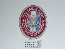 Eagle Scout Patch, Type 9, 2010