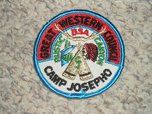 1970's Camp Josepho Patch - Scout