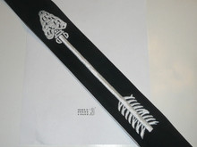 1990 75th Anniversary Order of the Arrow Black Arrow Sash, Mint Condition""