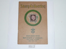 Stamp Collecting Merit Badge Pamphlet , 1-35 Printing