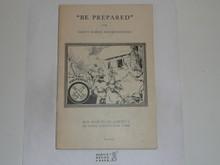 Firemanship Merit Badge Pamphlet, 1919 Printing