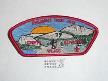 Western L.A. County Cncl Philmont 75th Anniv Contingent ADVISOR CSP, SA61 ERROR
