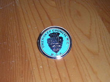 Wood Badge Cherokee Council Pin - Scout
