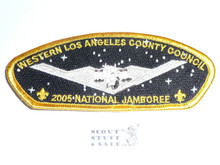 2005 National Jamboree JSP - Western Los Angeles County Council JSP - Stealth