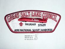 2010 National Jamboree JSP - Great Salt Lake Council