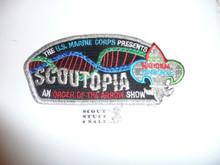 2001 National Jamboree Scoutopia JSP Patch