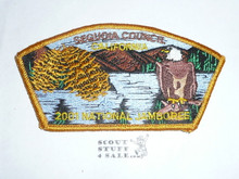 2001 National Jamboree JSP - Sequoia Council