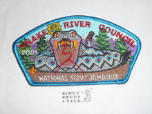 2001 National Jamboree JSP - Snake River Council