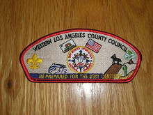 1997 National Jamboree JSP - Western Los Angeles County