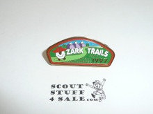 1997 National Jamboree Ozark Trails Council JSP Pin