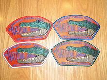 1997 National Jamboree JSP - Southwest Florida - 4 Diff