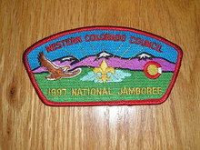 1997 National Jamboree JSP - Western Colorado Council
