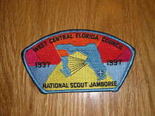 1997 National Jamboree JSP - West Central Florida Cncl
