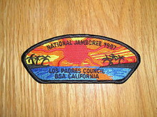 1997 National Jamboree JSP - Los Padres Council