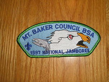 1997 National Jamboree JSP - Mt. Baker Council