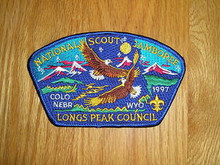1997 National Jamboree JSP - Longs Peak Council