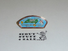 1993 National Jamboree Occoneechee Council JSP Pin