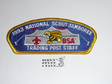 1993 National Jamboree JSP - Trading Post Staff JSP