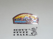 1991 World Jamboree Western Region JSP Pin