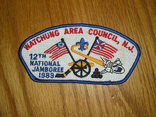 1989 National Jamboree JSP - Watchung Area Council