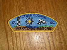 1989 National Jamboree JSP - Tidewater Council