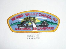 1989 National Jamboree JSP - Seaway Valley Council