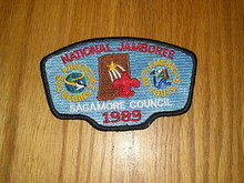 1989 National Jamboree JSP - Sagamore Council