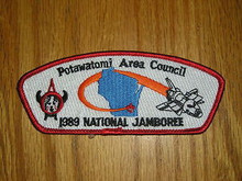 1989 National Jamboree JSP - Potawatomi Council