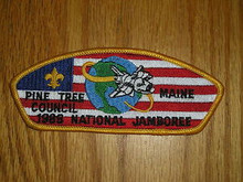 1989 National Jamboree JSP - Pine Tree Council