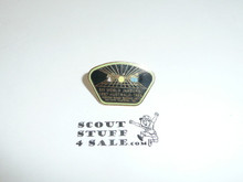 1987-88 World Jamboree Western Region Southern California JSP Pin